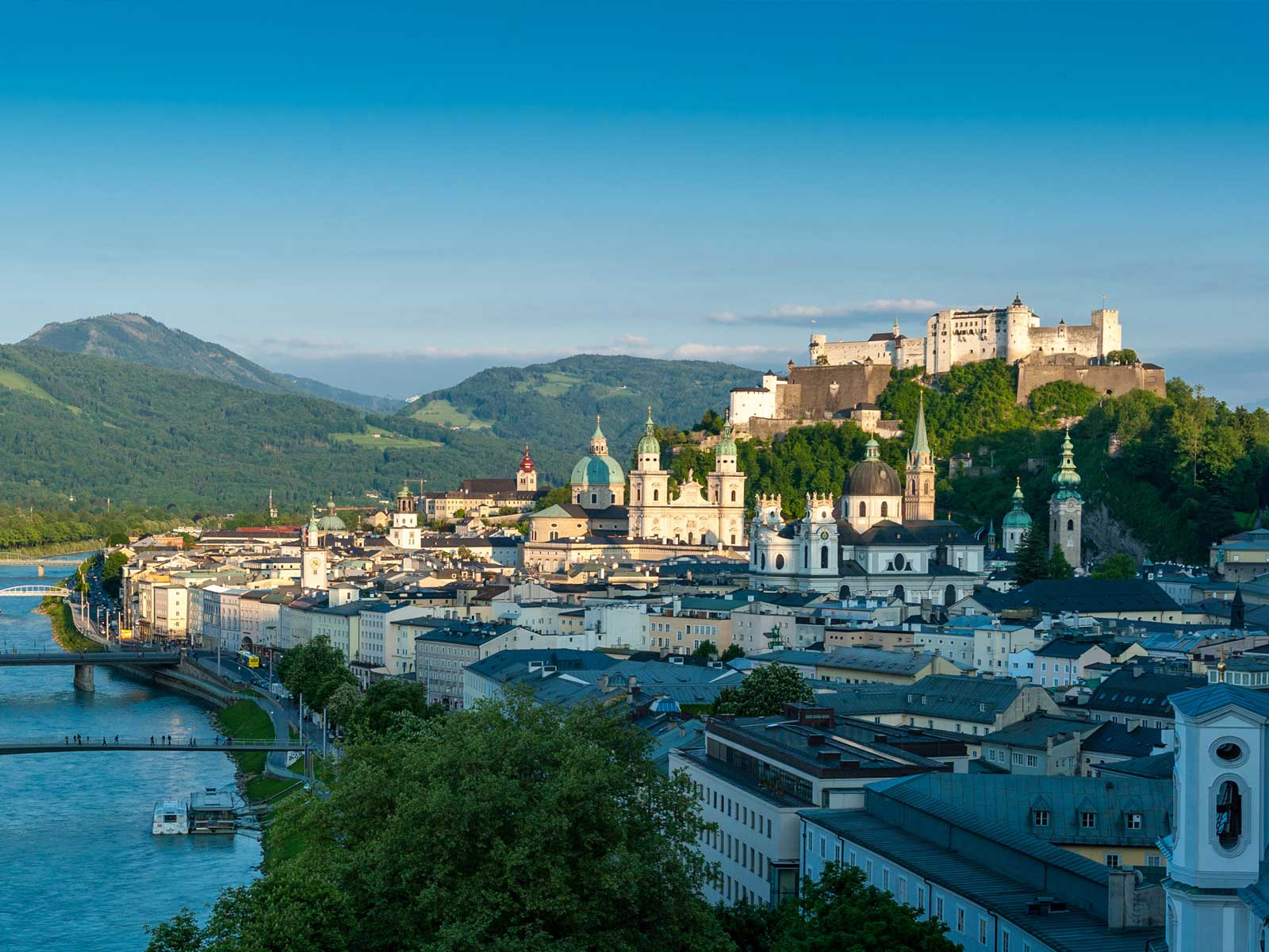 Salzburg surrounding - Hotels around Salzburg city