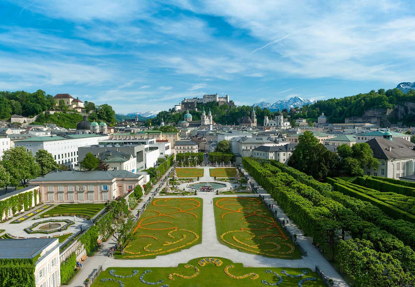Salzburg Umgebung - Hotels rund um die Stadt Salzburg