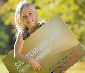 Die Salzburger Land Card